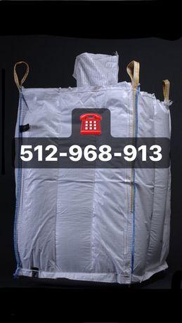 Worki big bag bagi bogbegi 71x101x82 cm lej spustowy