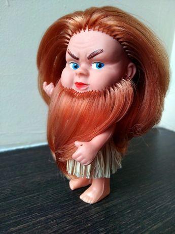 винтажная кукла ГДР копытка Нептун schalkau