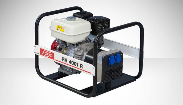 Agregat jednofazowy FOGO FH 4001R