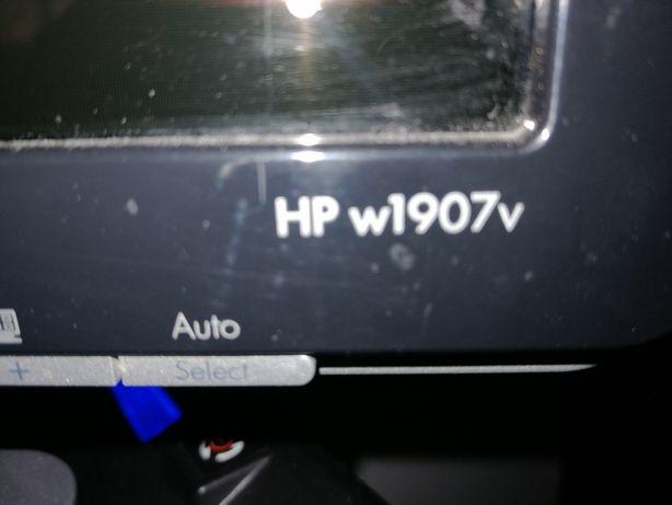 Vendo monitor hp com adaptador hdmi