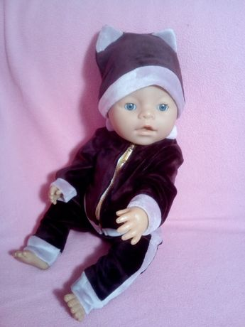 Одежда для куклы беби берн !
