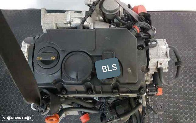 Motor Volkswagen Caddy Golf Jetta Passat Touran 1.9Tdi 105Cv Ref.BLS