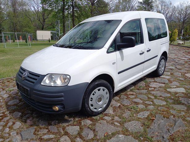 Volkswagen Caddy Life 1.4 Benzyna, 2007r. Niski Przebieg!!