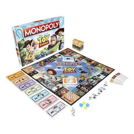 Monopoly Toy Story Hasbro gra strategiczna