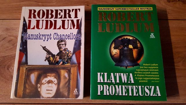 Ludlum - Manuskrypt Chancellora, Klątwa Prometeusza