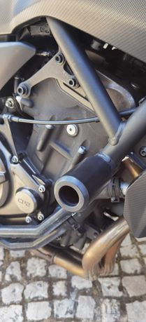 Cogumelos Yamaha MT-07/Tracer - Excelente estado