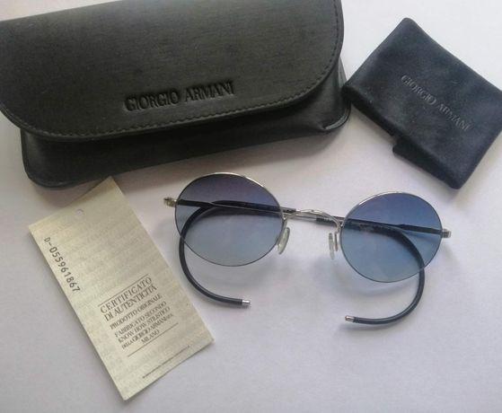 Оригинальные солнцезащитные очки Giorgio Armani
