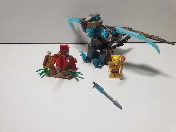 Lego Chima 70141 Szybowiec lodowy Vardy'iego