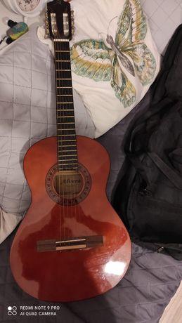 Gitara 3/4 NT Alvera ACG100 z pokrowcem