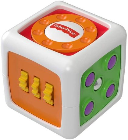 FISHER PRICE Kostka Fidget Cube