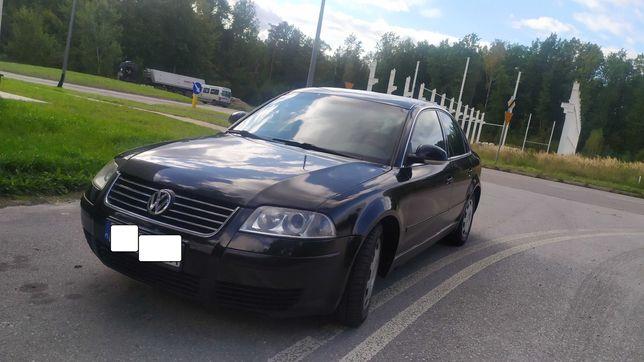 VW Passat 2004r. Lift, 1.8TB /Gaz/Klimatronik/Zarej/