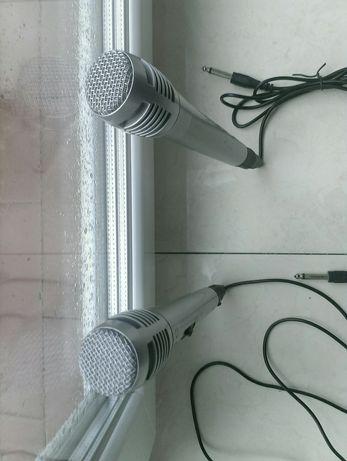Продам микрофоны 2 шт