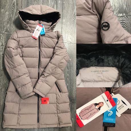 Новая куртка Andrew marc New York