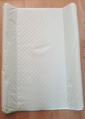 Przewijak 70x50 Ceba Baby miętowy caro premium line