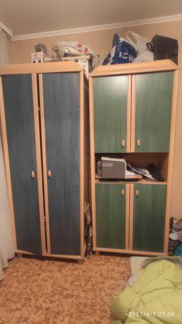 Подростковая мебель BRW / БРВ стол , шкаф, полки