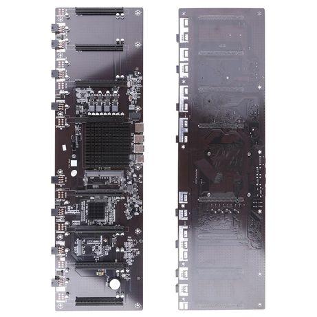 Motherboard Octominer Mining - 8 GPU - Nova