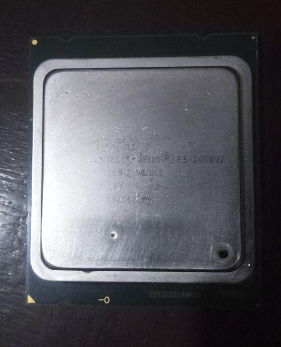 Процессор Intel Xeon E5-2650v2 Сыраи - изображение 1