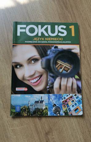 Podręcznik do niemieckiego - Fokus 1