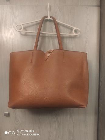 Śliczna duża damska torebka z firmy Fiorelli