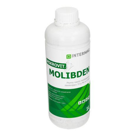 Mikrovit Molibden 1L Płynny dolistny nawóz molibdenowy WYSYŁKA 24h