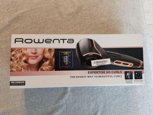 Modelador de Cabelo Rowenta So Curls CF3710F0