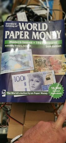 Katalog banknotów z całego świata