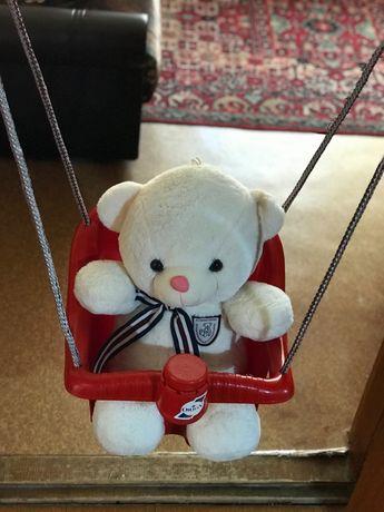 Продам новую навесную детскую качель