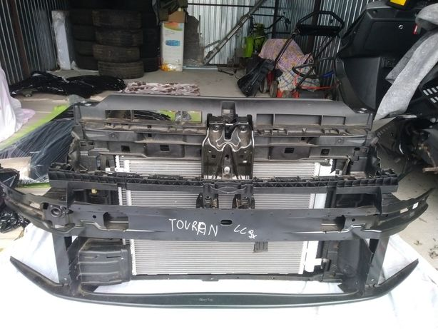 Przedni pas kompletny VW Touran 5ta 1.6-2.0TDI