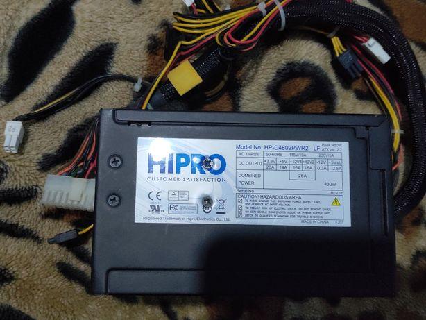Блок питания hipro 430-480w