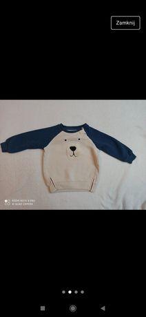 Sweterek reserved r. 80