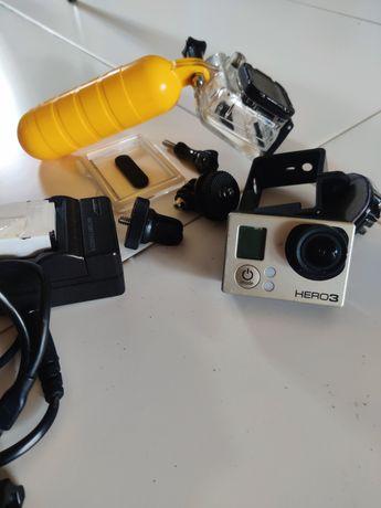 Hero 3 GoPro sport kamera Black edition