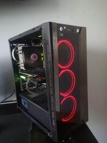 Komputer RTX 2060 super gaming x 8GB