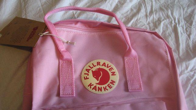 Plecak Fjallraven Kanken 16L Jasny Róż