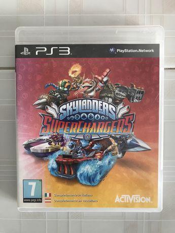 Skylanders Superchargers + figuras PS3