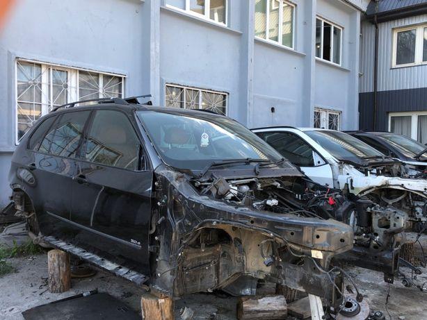 BMW X5 E70 F10 E53 Крыша Четверть Порог Ланжерон Кузов БМВ Х5 Е70 Е60