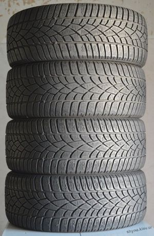 215/60 R17C -104/102H- Dunlop SP Winter Sport 3D, Грузовая 2017-2019