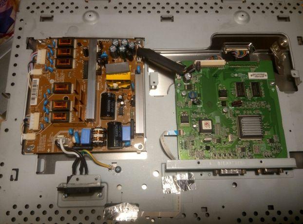 Монитор LG Flatron L2000C-SF, разборка
