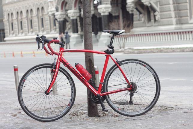 """Велосипед шоссейный Haibike Q Race SL 28"""" 56см Киев"""