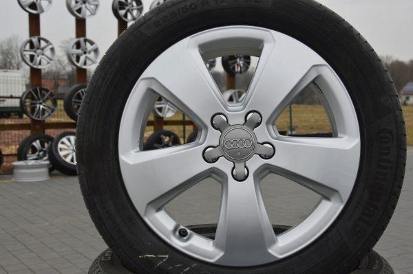 """RSCAR"" - Oryginalne felgi Audi 17"" 5x112"