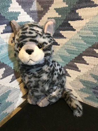 Мягкая игрушка сидячий кот