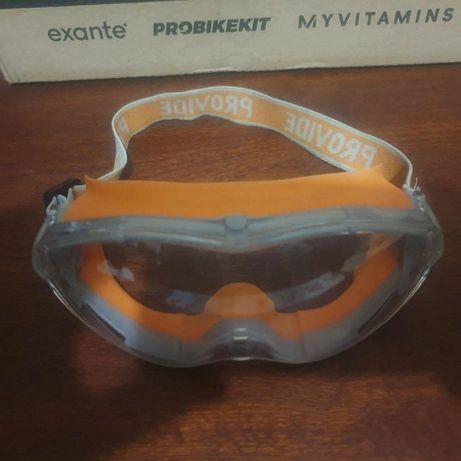 Очки защитные.Поликарбонатная линза.