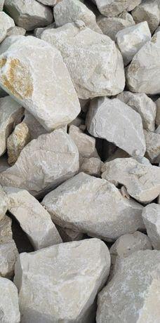 Kamień gabion cream/devon/kalcyt/pink stone/zielony serpentynit TONA