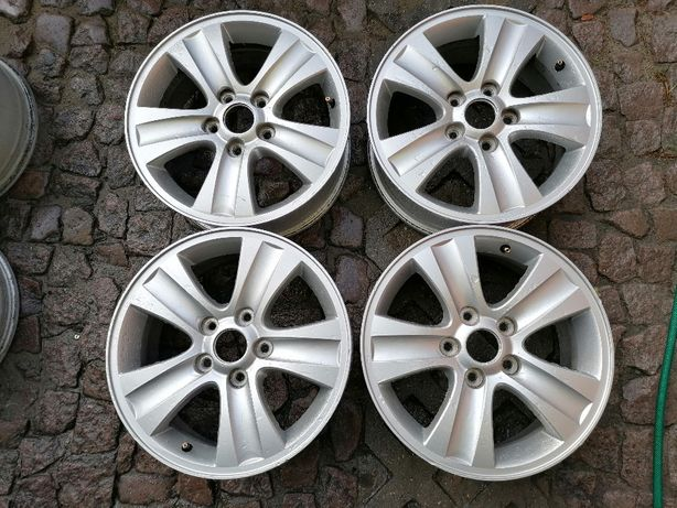 "Oryginalne felgi aluminiowe CHEVROLET 16"" 5x115x70,2 ET 46 Opel Antara"