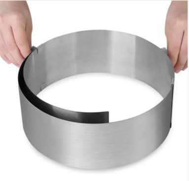 Forma Bolo/Semifrio Ajustável 16/30cm