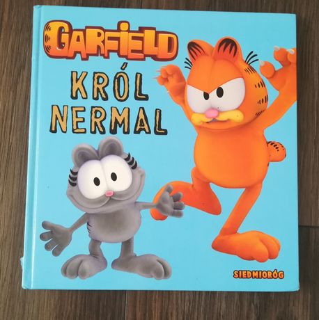 Garfield. Król Nermal