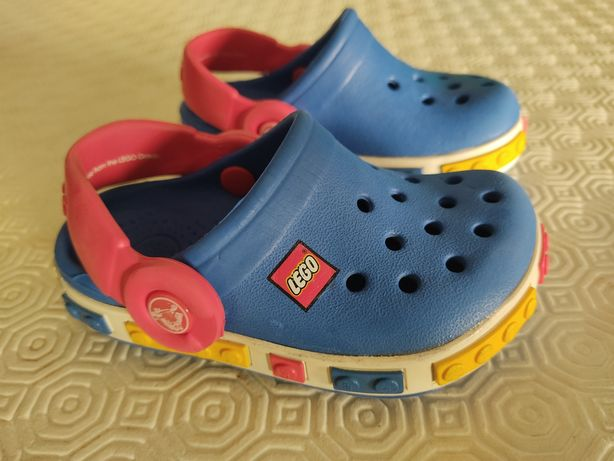 Crocs Lego C4/C5
