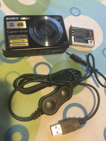 Vendo máquina fotográfica Sony dsc-w125