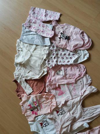 Paka ubrań dla dziewczynki