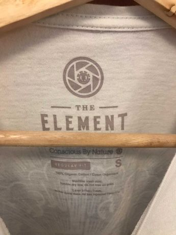 T-shirt Element Bomb