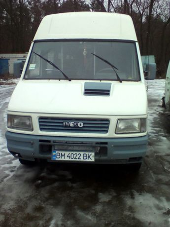 IVECO daily euro 2